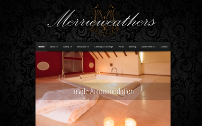 Merrieweathers country house Website