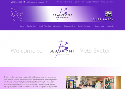 Beaumont Vets Exeter