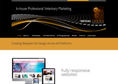 Initial Ideas – Vet Marketing Agency
