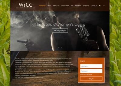 Women's International Cigar Club