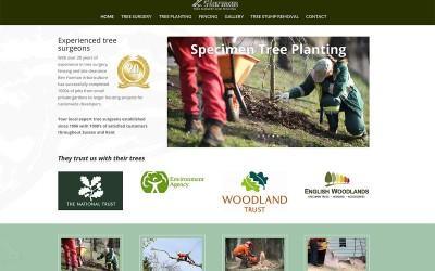 Tree Surgery Website