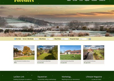 Foresters Estate Agents Heathfield